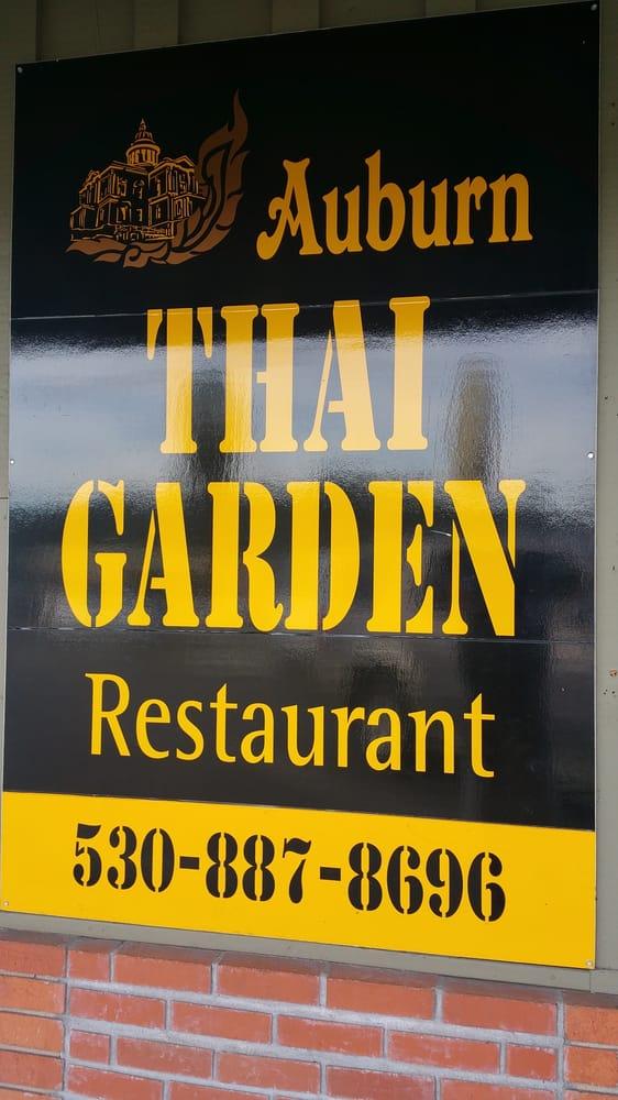 Auburn Thai Garden