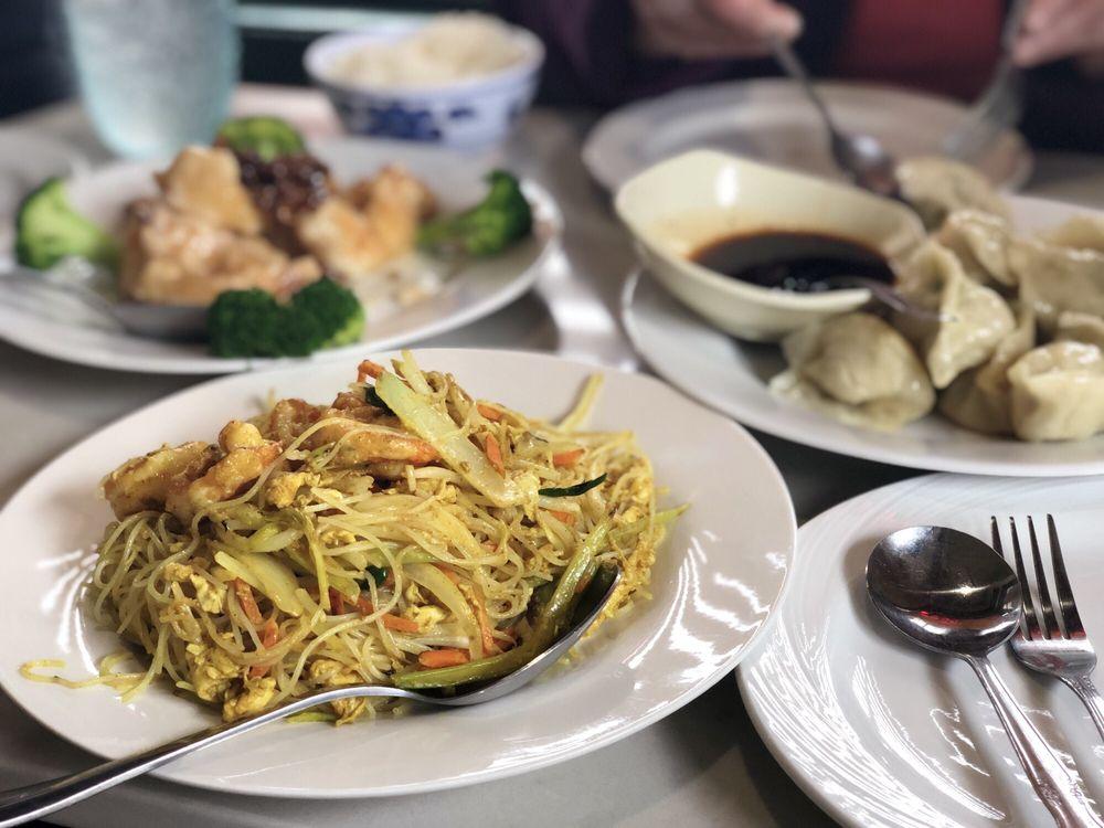 Liu Mandarin Kitchen Visit Placer