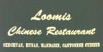 Loomis Chinese Restaurant