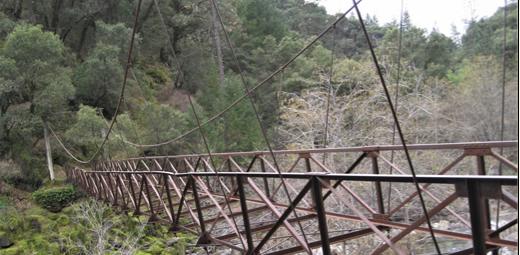 Mosquito Ridge Trail