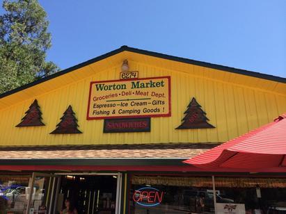 Worton's Market Foresthill