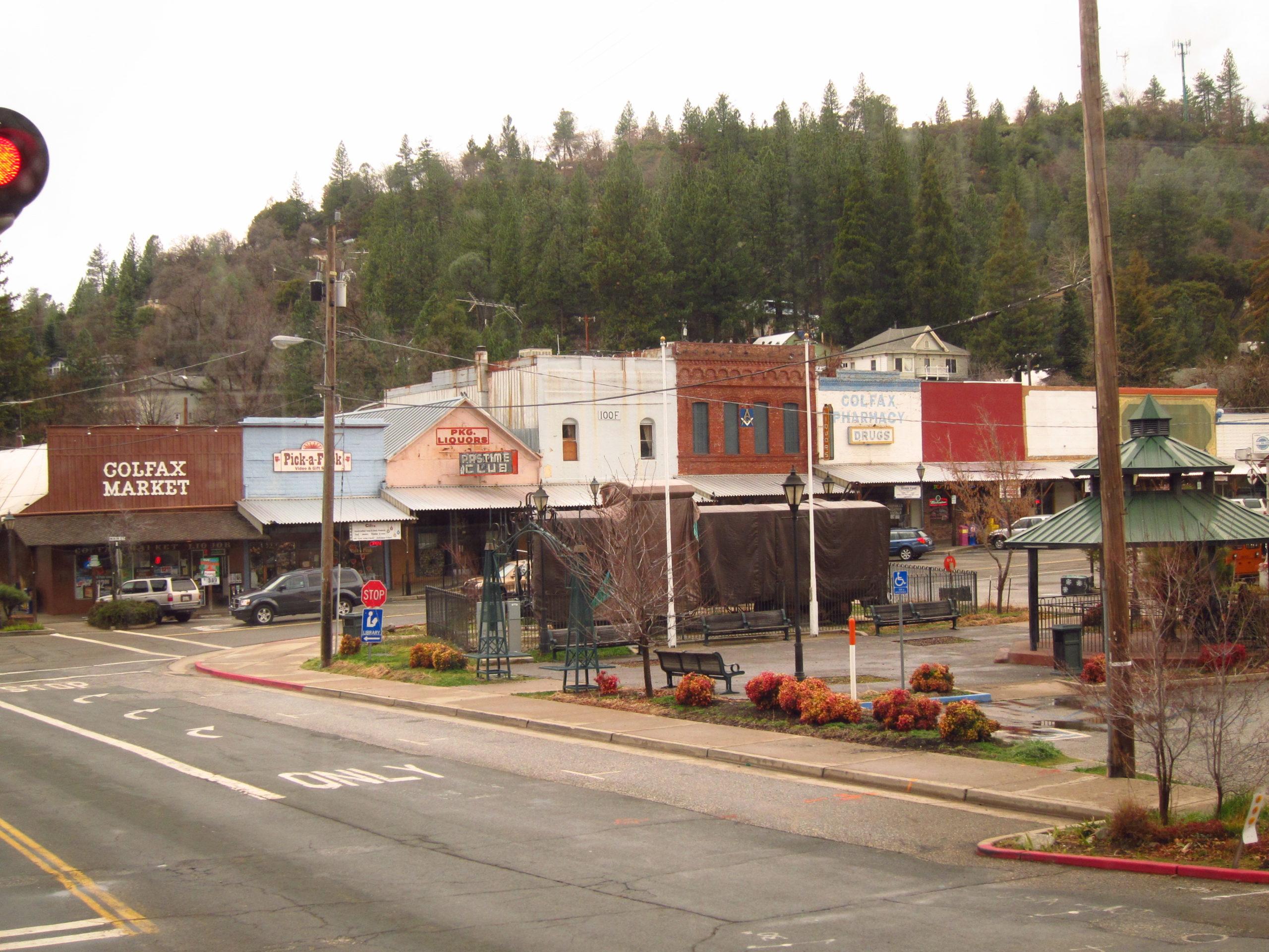 Colfax Area Historical Museum