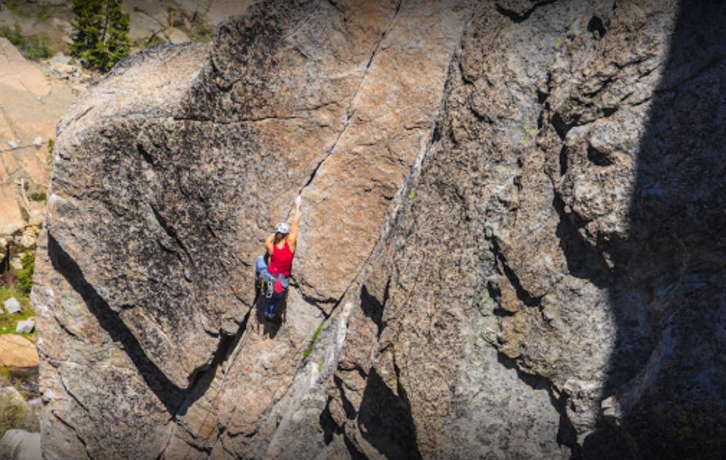 AlpenGlow Rock Climbing