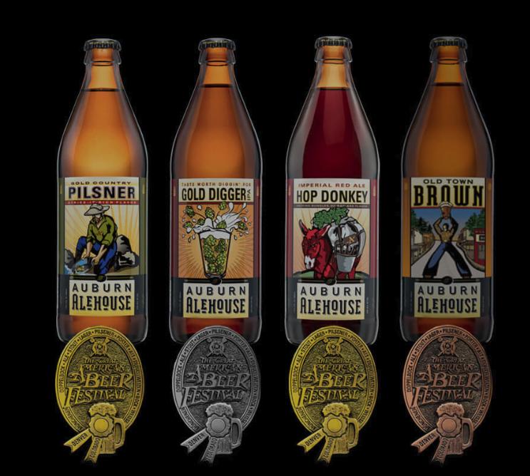 Auburn Alehouse Brewery