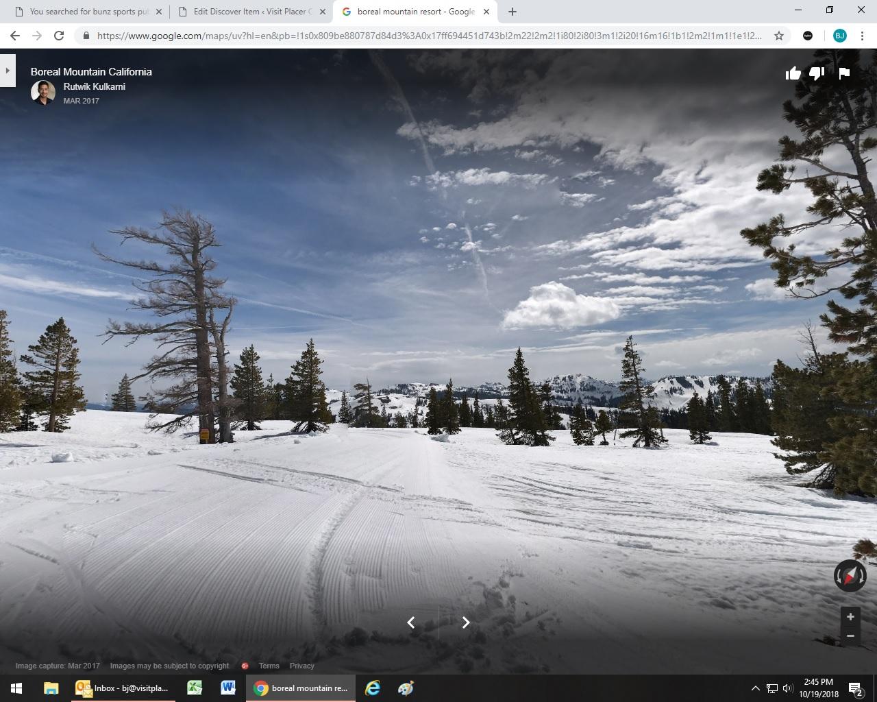 boreal mountain resort | visit placer