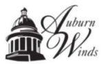 Auburn Winds Fall Concert