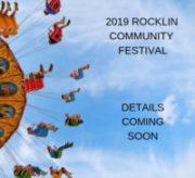 2019 Rocklin Community Festival