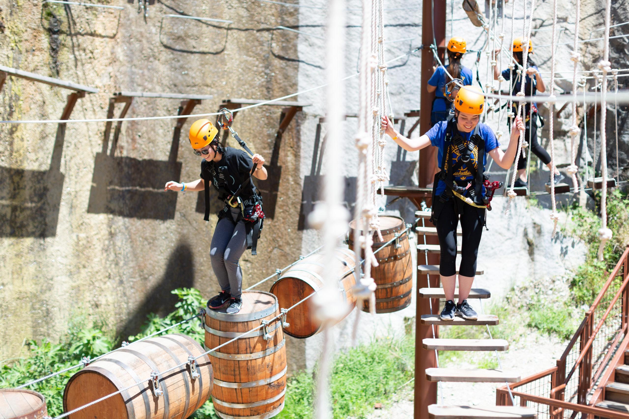 Quarry Park Adventures Visit Placer