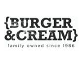Burgers & Cream