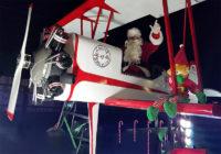 Santa's Neighborhood Visits in Roseville