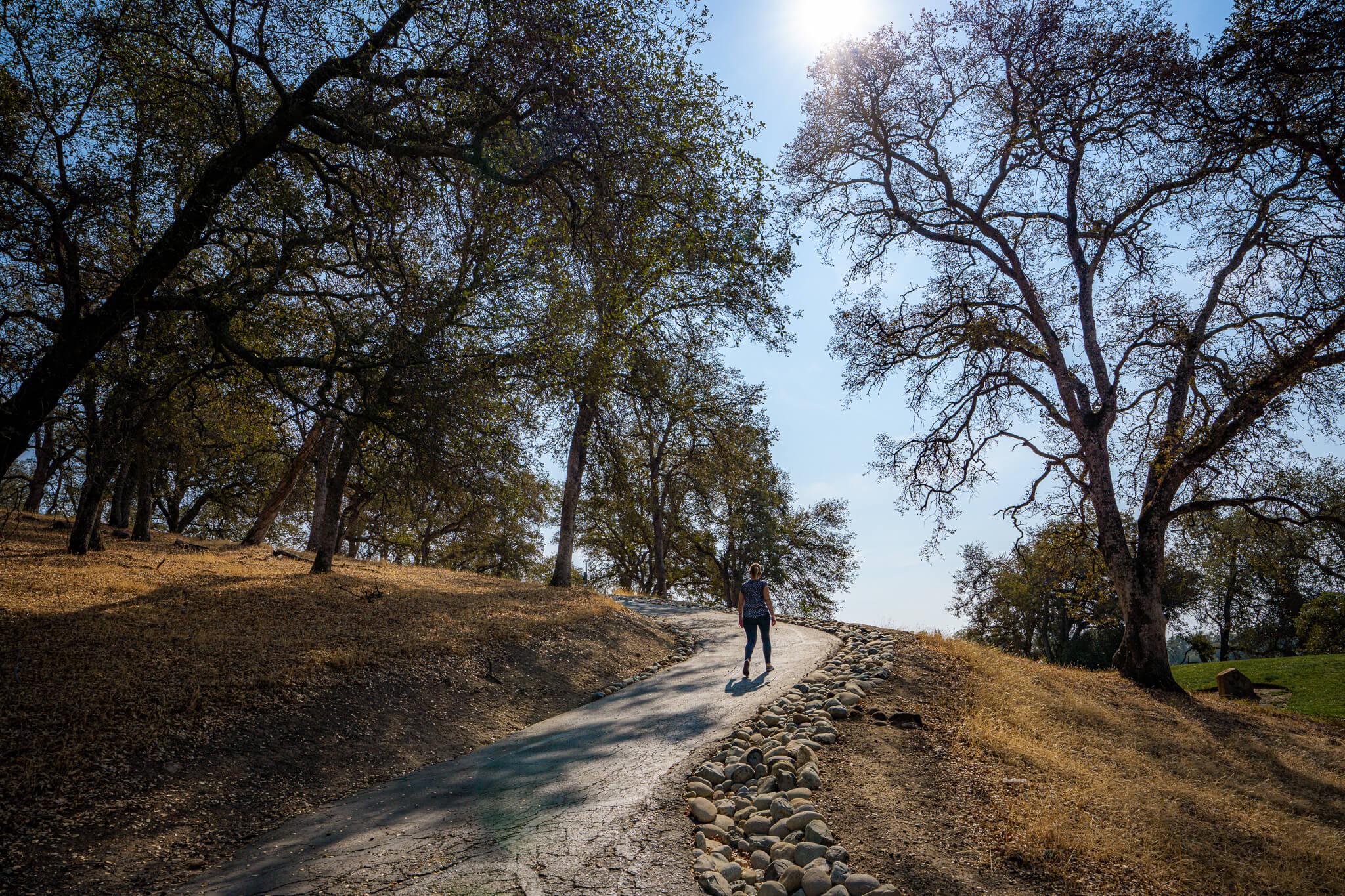 Whitney Oaks Trails