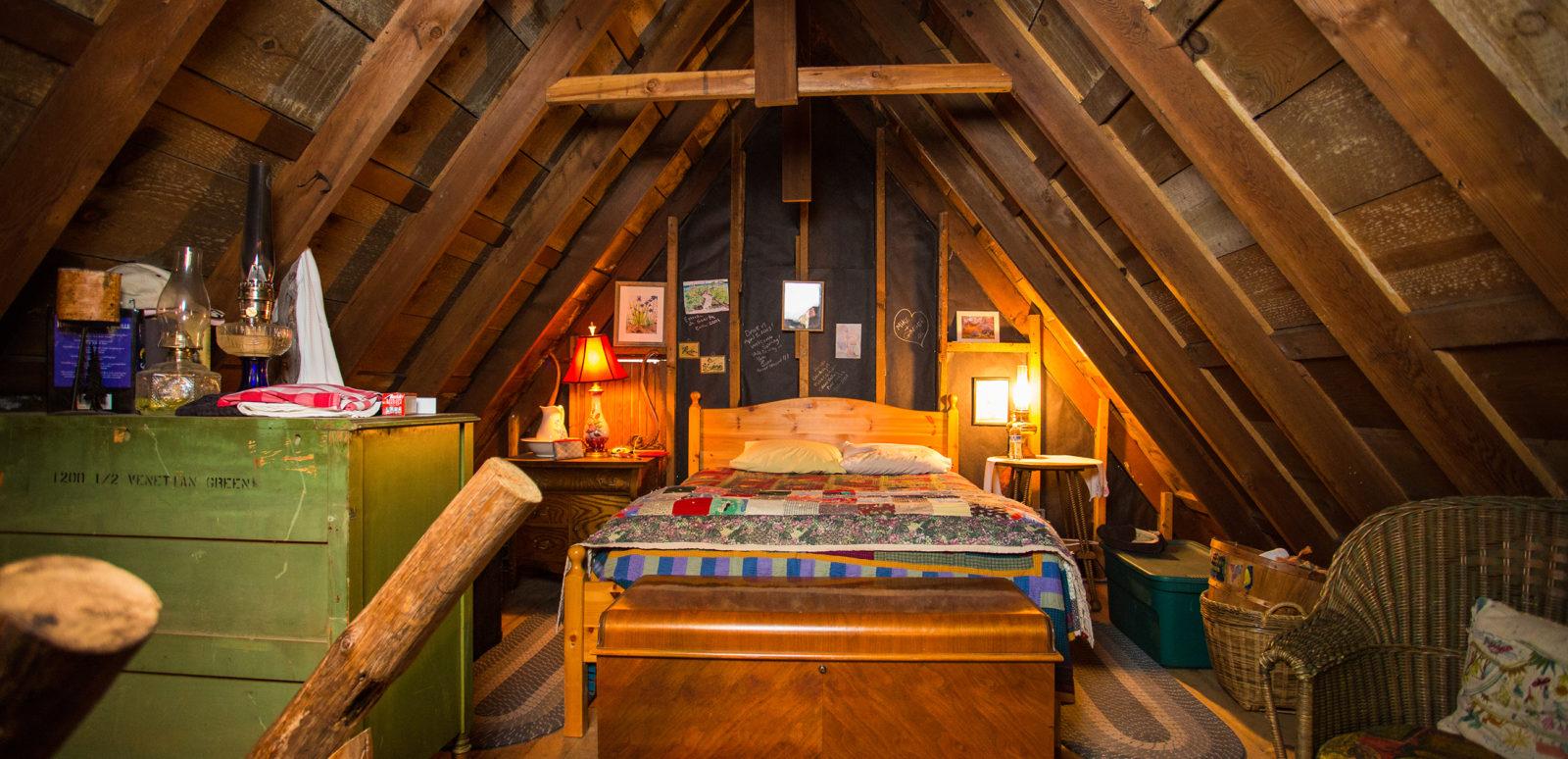 Lodges & Cabins